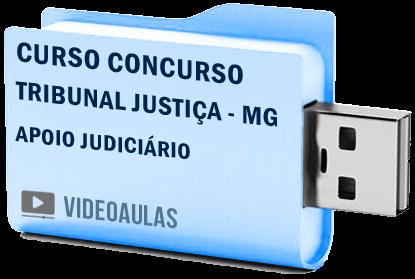 Curso Vídeo Aulas Tribunal Justiça Tj Mg Oficial Apoio Judiciário