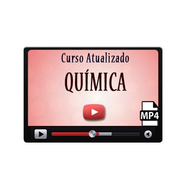 Curso Química Nível Médio Enem Sisu Concurso Vídeo Aula