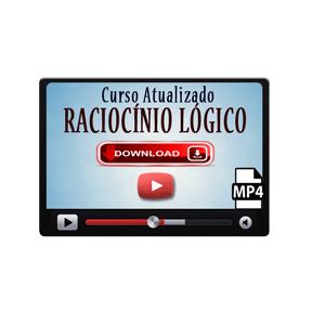Curso Completo Raciocínio Lógico Concursos Públicos Download Baixar