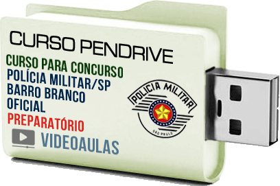 Curso Concurso Polícia Militar Barro Branco Sp Cfo Oficial 2019 Vídeo Aulas