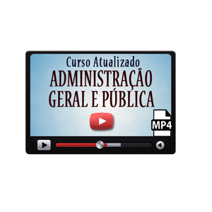 Administração Geral Pública Curso Vídeo Aulas