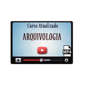 Arquivologia Curso Vídeo Aula Preparatório
