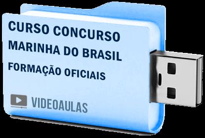 Marinha do Brasil MAR Formação Oficiais Marinha EFOMM Curso Concurso Vídeo Aulas
