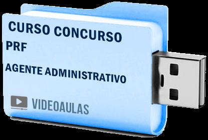 Curso Concurso PRF – Agente Administrativo – Vídeo Aulas