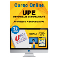 Curso Online UPE – Assistente Administrativo