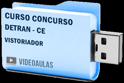 Curso Vídeo Aulas Concurso Detran CE – Vistoriador