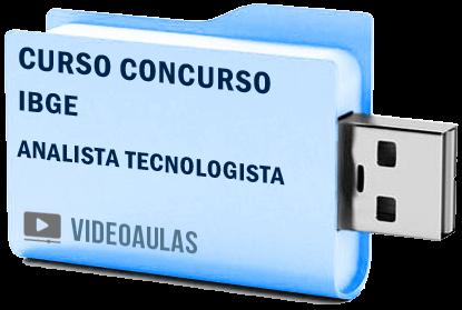 Curso Básico Vídeo Aulas Concurso IBGE Analista Tecnologista