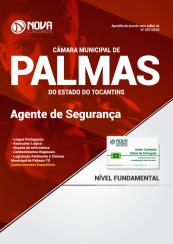 Apostila Câmara Municipal de Palmas – TO 2018 – Agente de Segurança