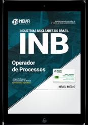 Download Apostila INB PDF 2018 – Operador de Processos