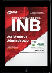 Download Apostila INB PDF 2018 – Assistente de Administração