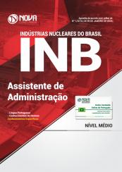 Apostila INB 2018 – Assistente de Administração