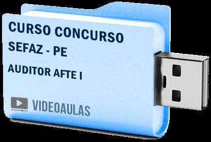 Curso Vídeo Aulas Concurso Sefaz – PE – Auditor AFTE I