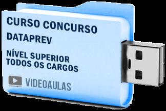 Curso Concurso Dataprev Superior Todos Cargos Videoaulas