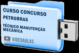 Curso Básico Concurso Petrobras – Técnico Manutenção Mecânica Vídeo Aulas
