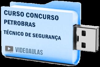 Curso Básico Concurso Petrobras – Técnico de Segurança Vídeo Aulas