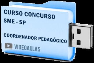 Curso Básico Concurso SME – SP – Coordenador Pedagógico Videoaulas