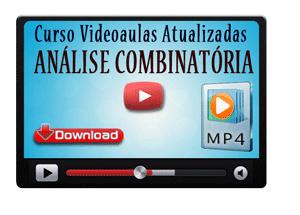 Curso de Análise Combinatória Videoaulas Download